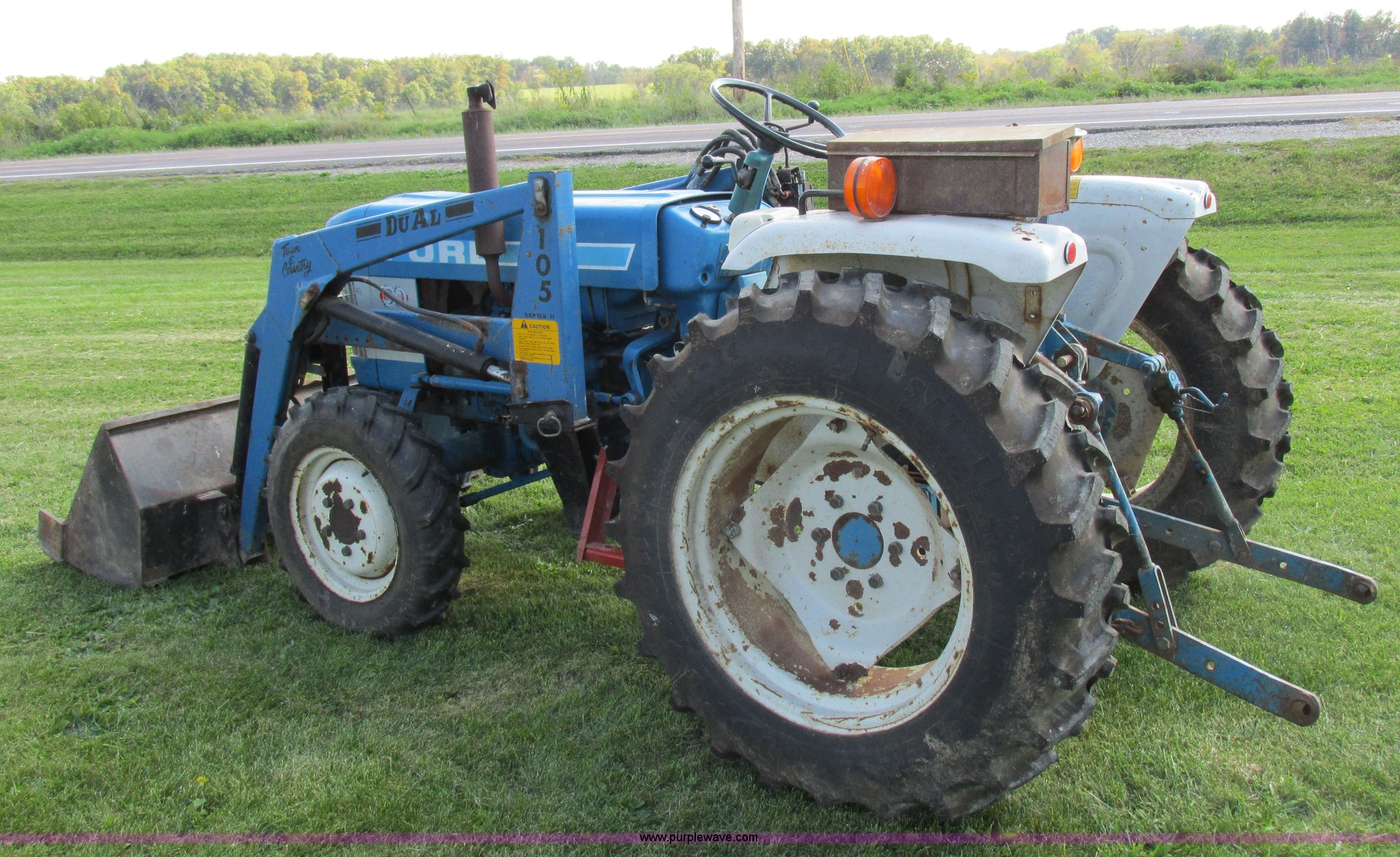 Mesmerizing Ford Tractor 1710 Wiring Diagram Ideas - Best Image ...