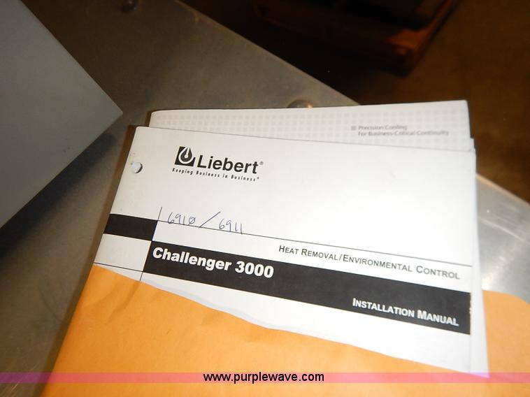 2006 Liebert AC and condenser units | Item AY9154 | SOLD! Tu