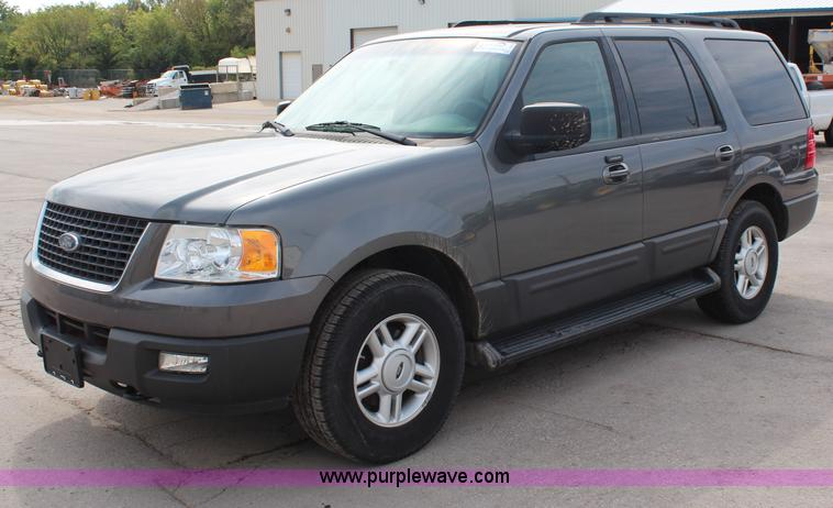 Ford Expedition XLT SUV Item I SOLD Tuesday No - 2005 expedition