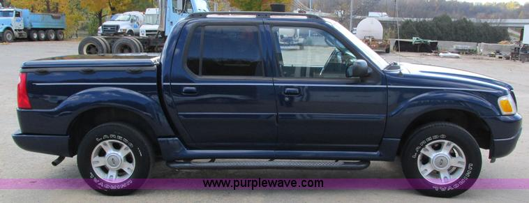 2004 ford explorer purple - photo #9