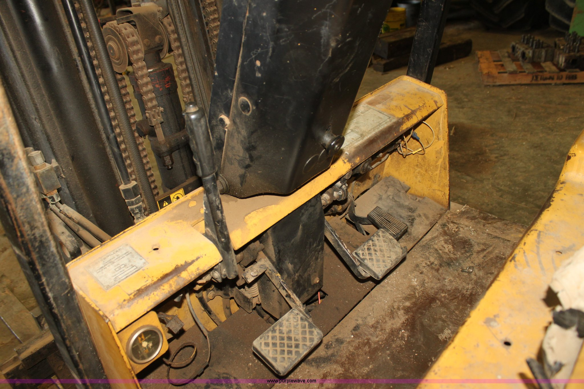 Caterpillar T50dsa Forklift maintenance Manual