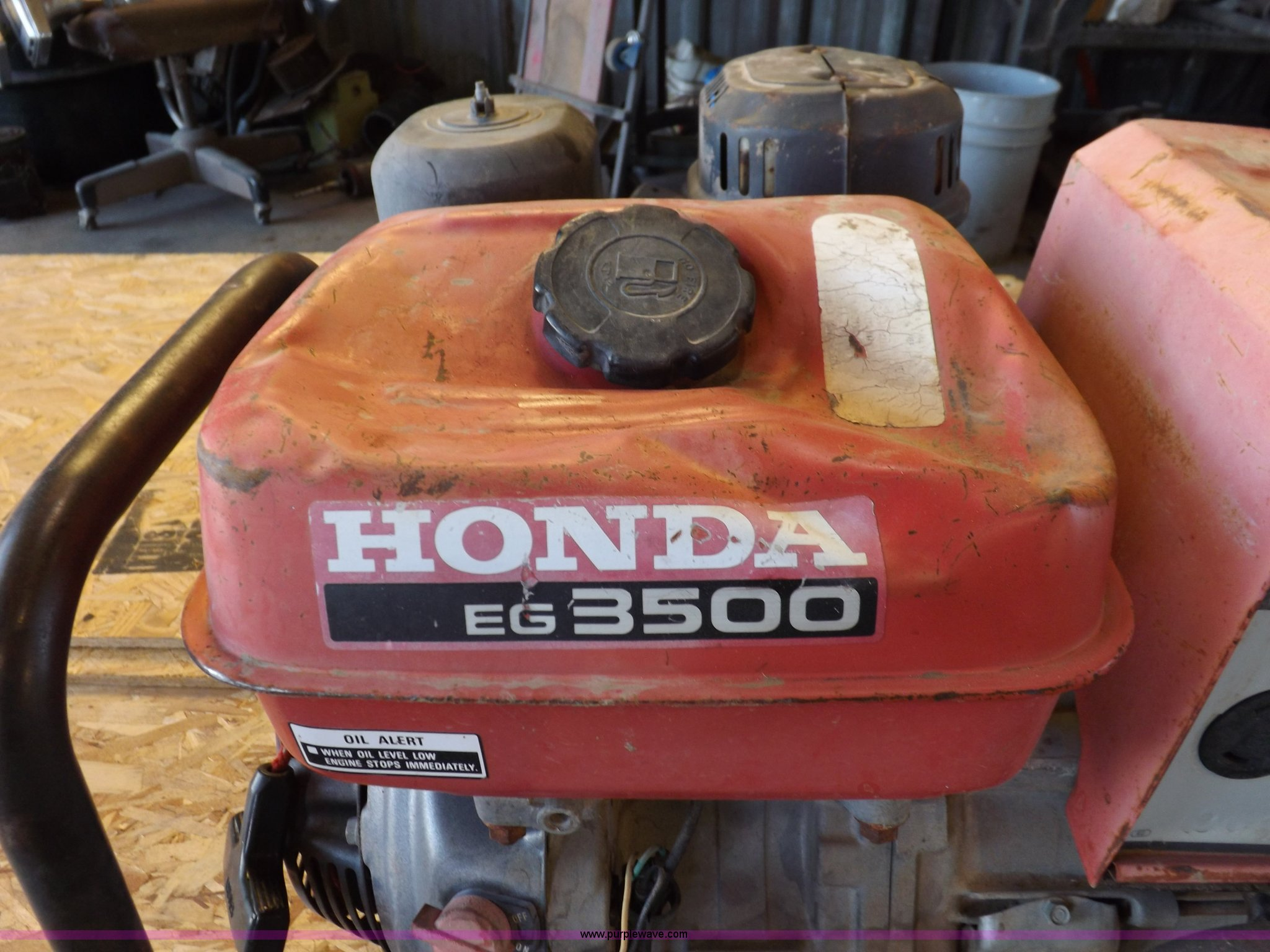 honda eg3500 generator for sale