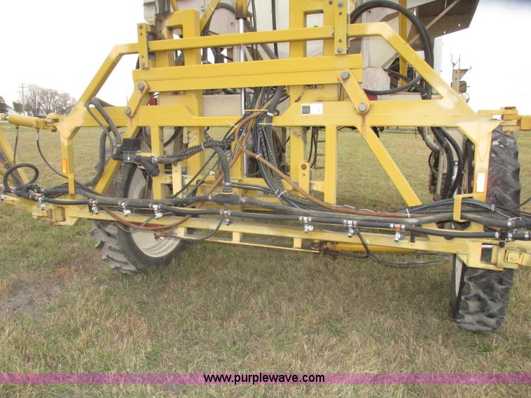1998 Tyler Patriot WT self-propelled sprayer | Item G9902 |