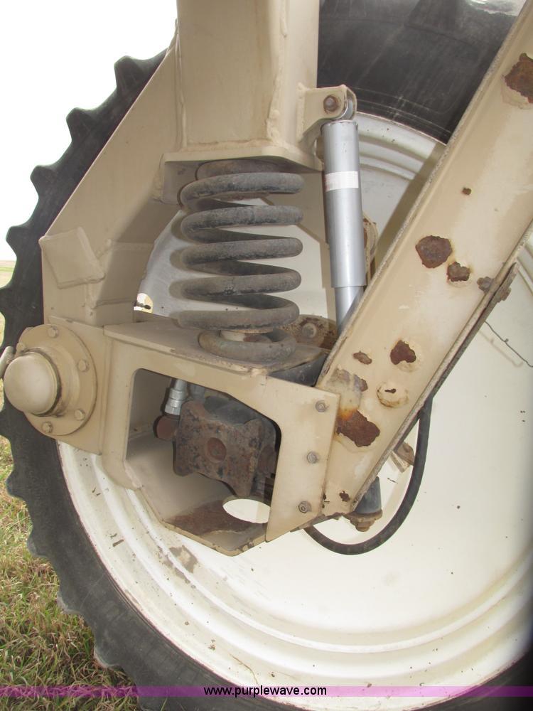 1998 Tyler Patriot WT self-propelled sprayer | Item G9902 |