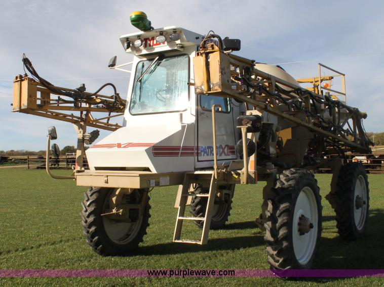 Tyler Patriot Xl Self Propelled Sprayer Item H2051