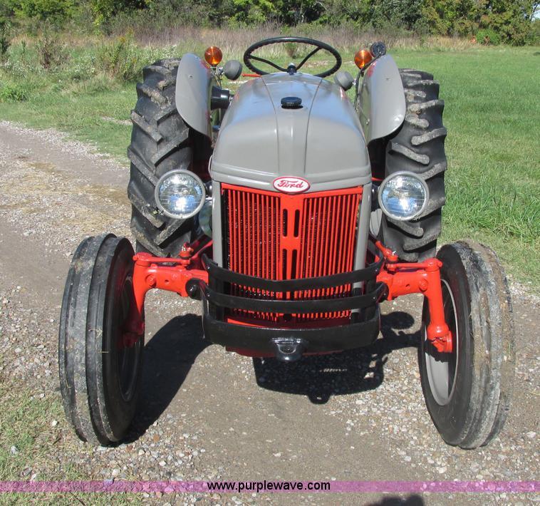 1948 Ford 8N tractor | Item J2402 | SOLD! November 19 Ag ...