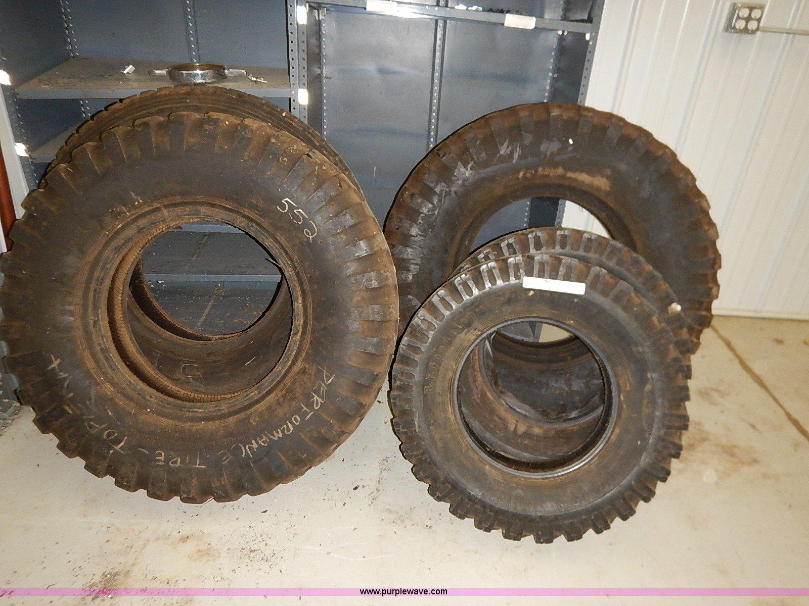 5 Used Tires Auc Global Tire Outlander Element Kruger Federica D 5