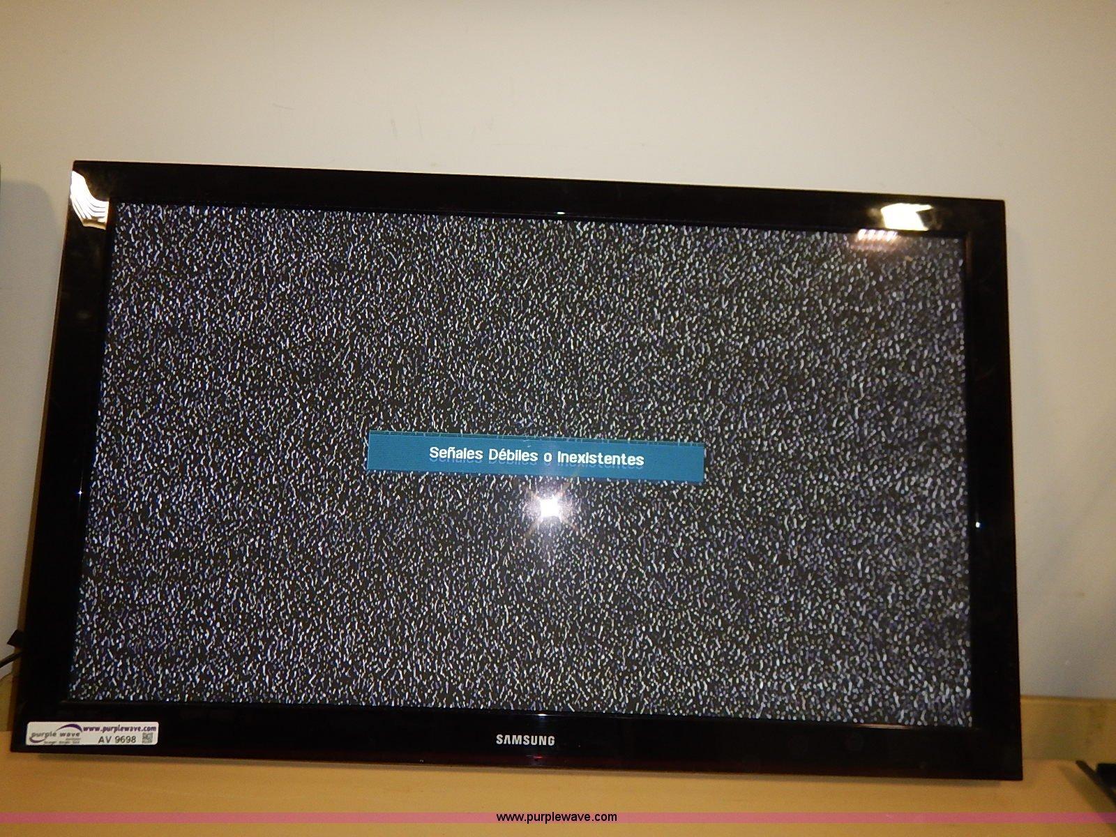 Samsung PN50B450B1D plasma television | Item AV9698 | SOLD!