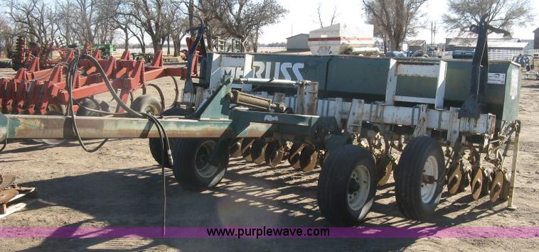 Marliss Soybean And Grain Drill Item H9348 SOLD Decembe