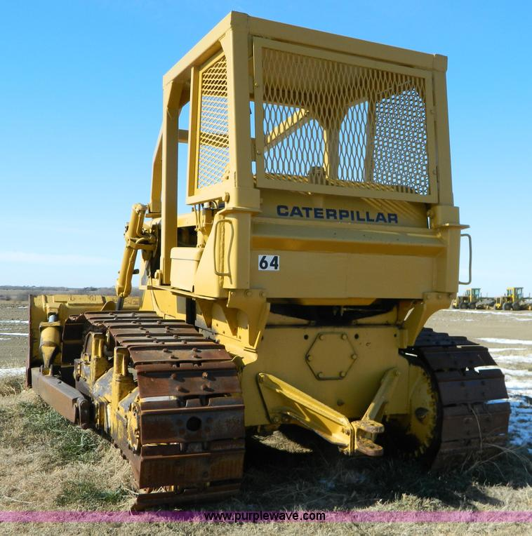 H2335E 1969 caterpillar d6c dozer item h2335 sold! december 18 Caterpillar D6C 10K at gsmx.co