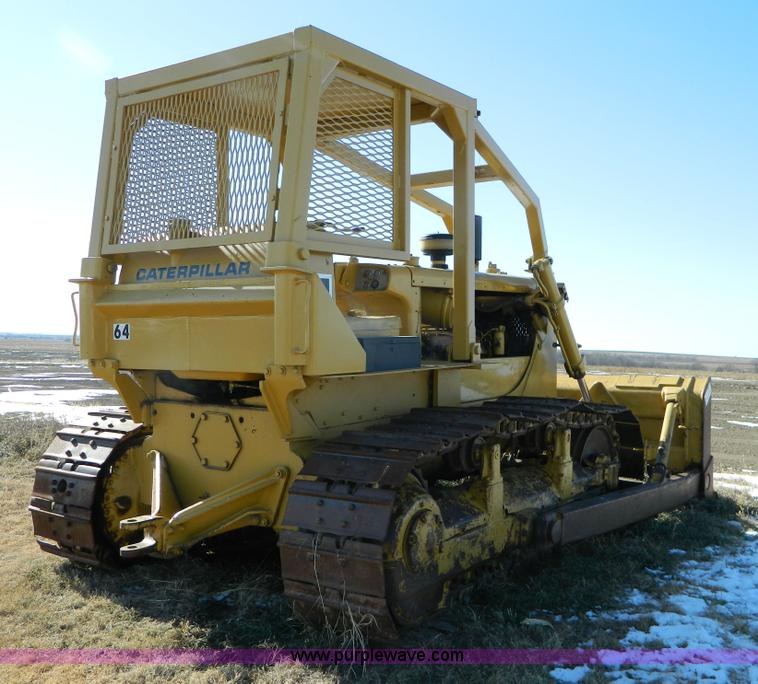 H2335F 1969 caterpillar d6c dozer item h2335 sold! december 18 Caterpillar D6C 10K at nearapp.co
