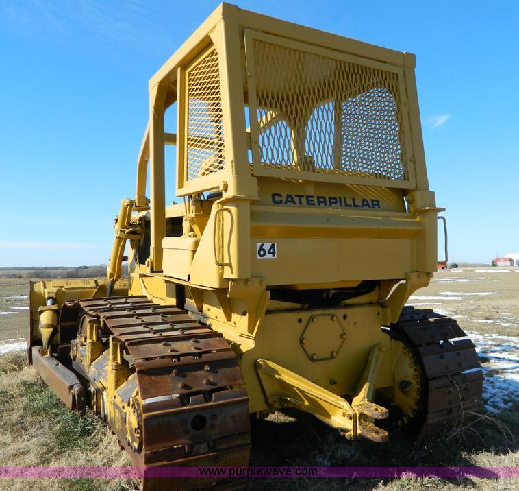 H2335G 1969 caterpillar d6c dozer item h2335 sold! december 18 Caterpillar D6C 10K at reclaimingppi.co
