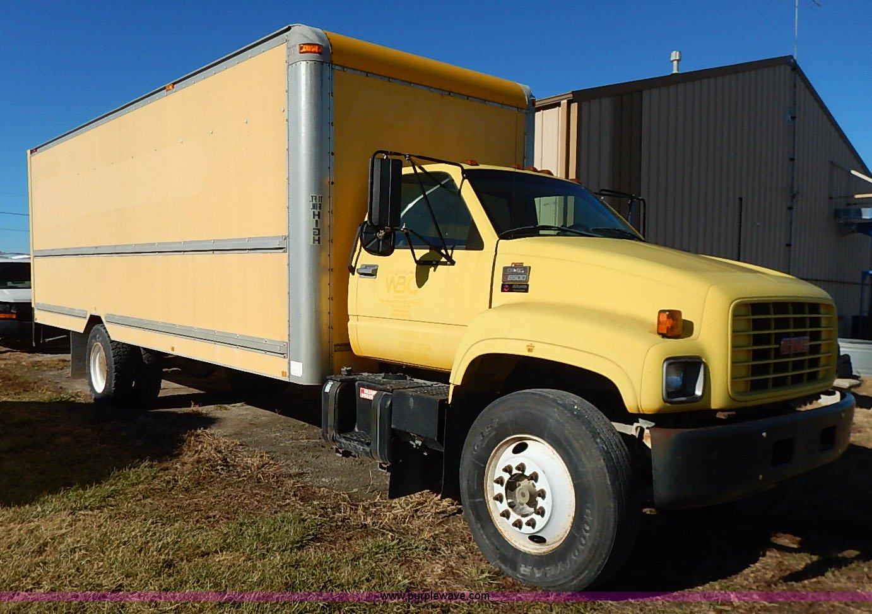 2000 gmc c6500 box truck item i5186 sold! december 31 v GMC Dump Truck i5186 image for item i5186 2000 gmc c6500 box truck