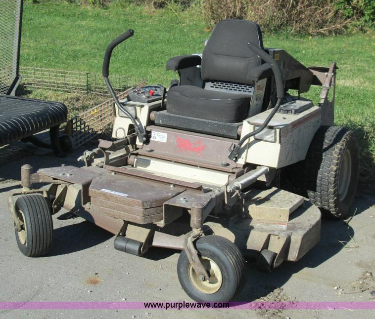 Grasshopper 428D lawn mower   Item AY9172   SOLD! January 6