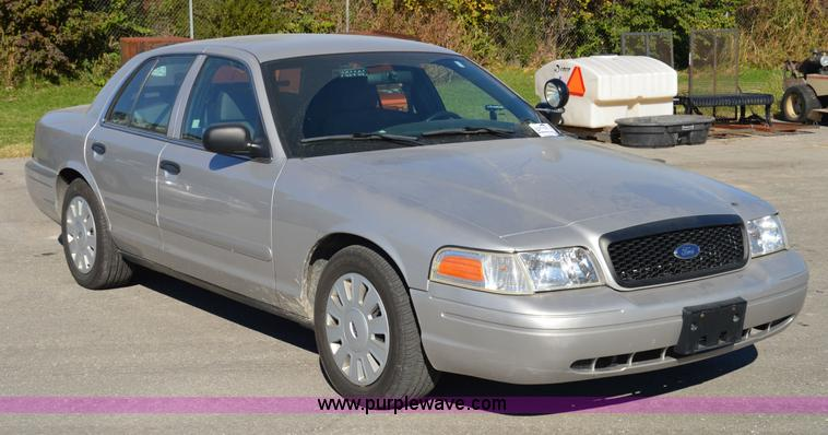 2008 Ford Crown Victoria Police Interceptor | Item I8693 | S...
