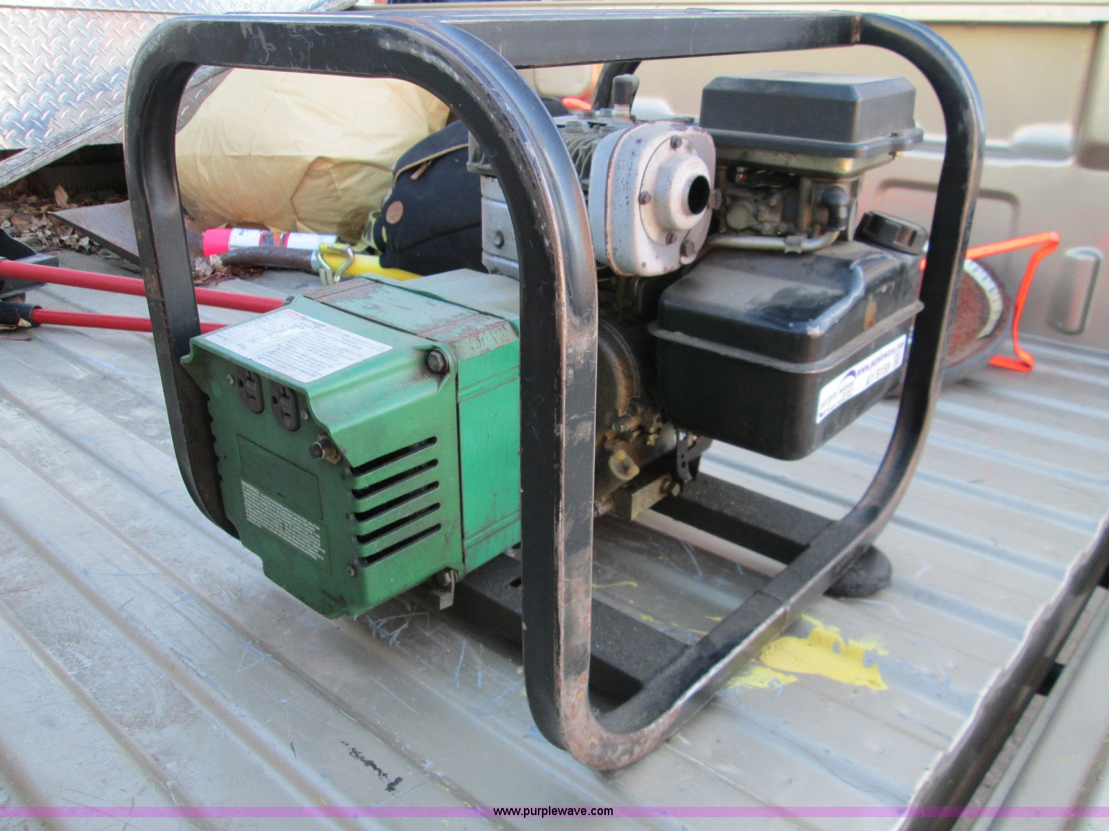 Coleman Powermate Pm 54 2500 Generator Manual