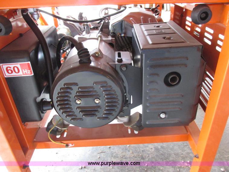 Eagle 9000TB generator | Item Z9636 | SOLD! January 14 Ag Eq