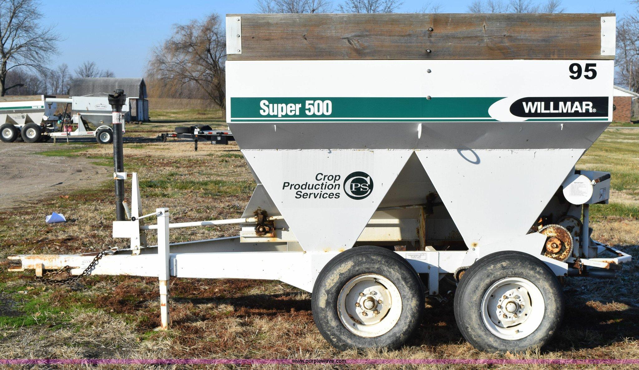 ... fertilizer spreader Full size in new window ...