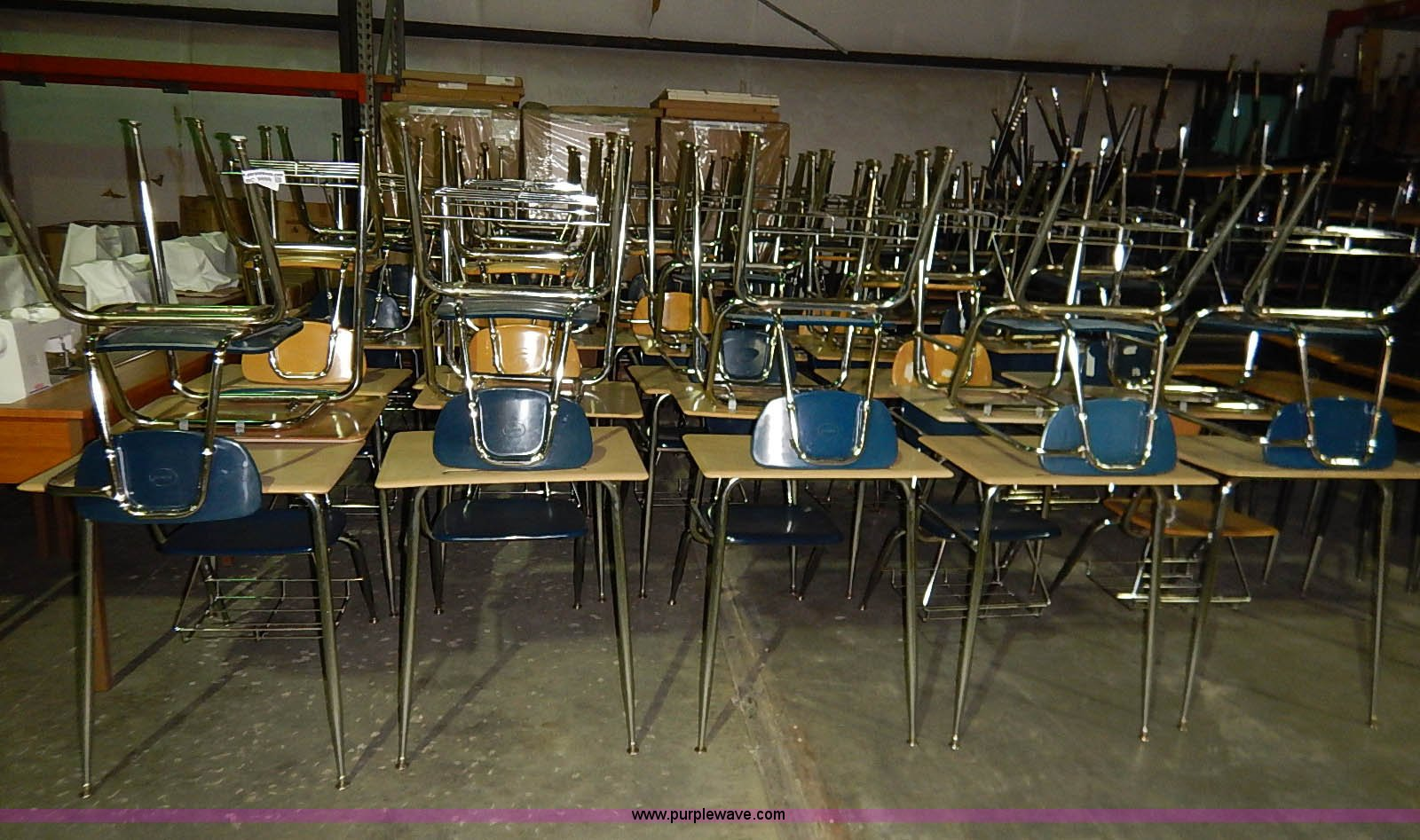 42 student chair desk combinations item bc9899 sold f