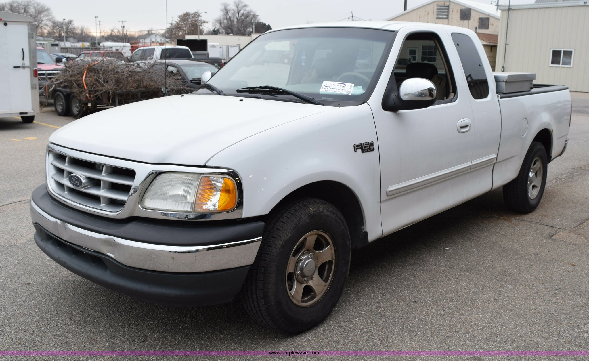 H9280 image for item h9280 2003 ford f150