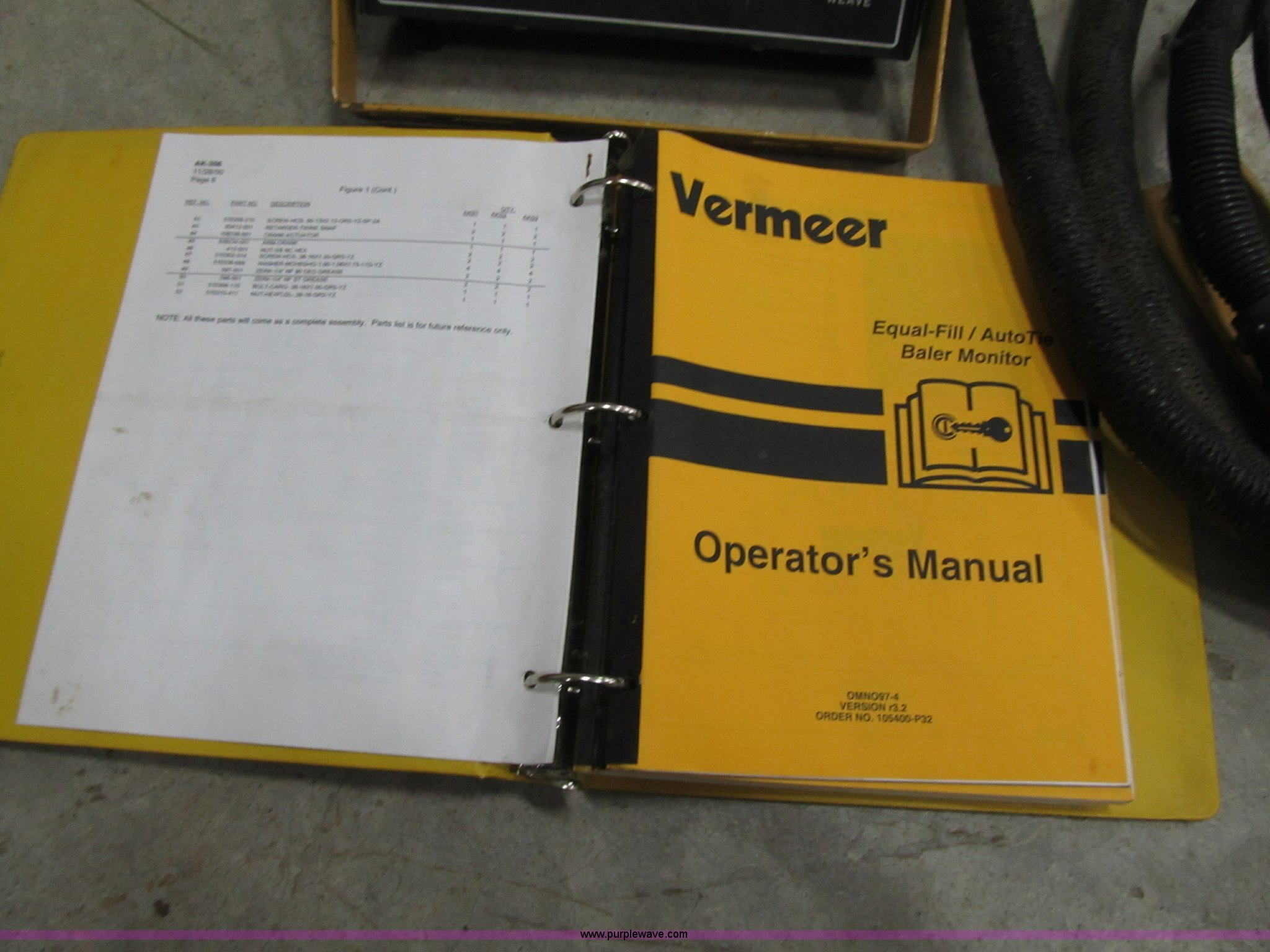 Vermeer Wiring Diagram - Today Wiring Schematic Diagram on