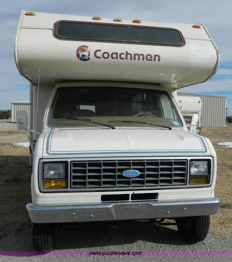 1996 ford e350 coachman motorhome