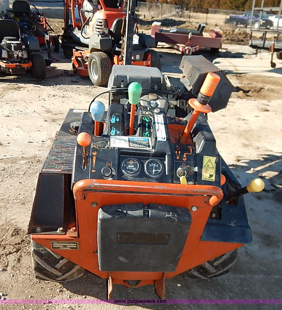 ... Ditch Witch 1820 walk-behind trencher Full size in new window ...