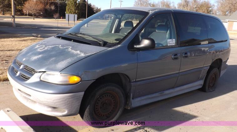 1996 Dodge Grand Caravan Le Item K3150 Sold March 3 Gov