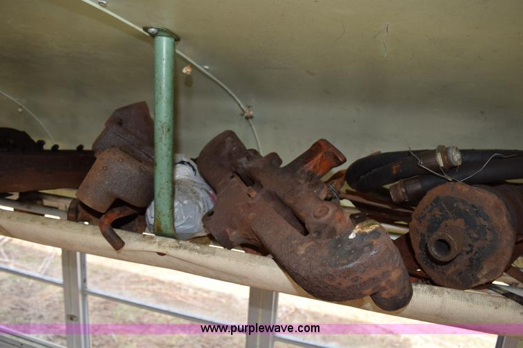 Assorted Allis Chalmers WD parts | Item BA9909 | SOLD! March