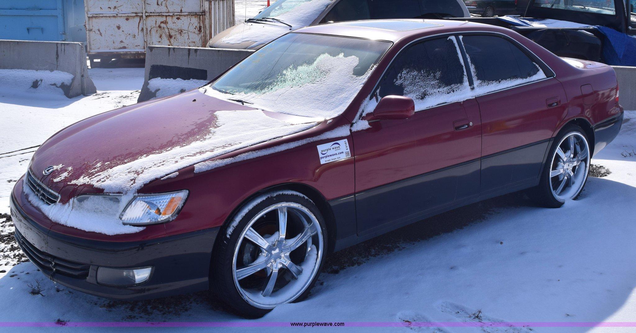 lexus es300 2001