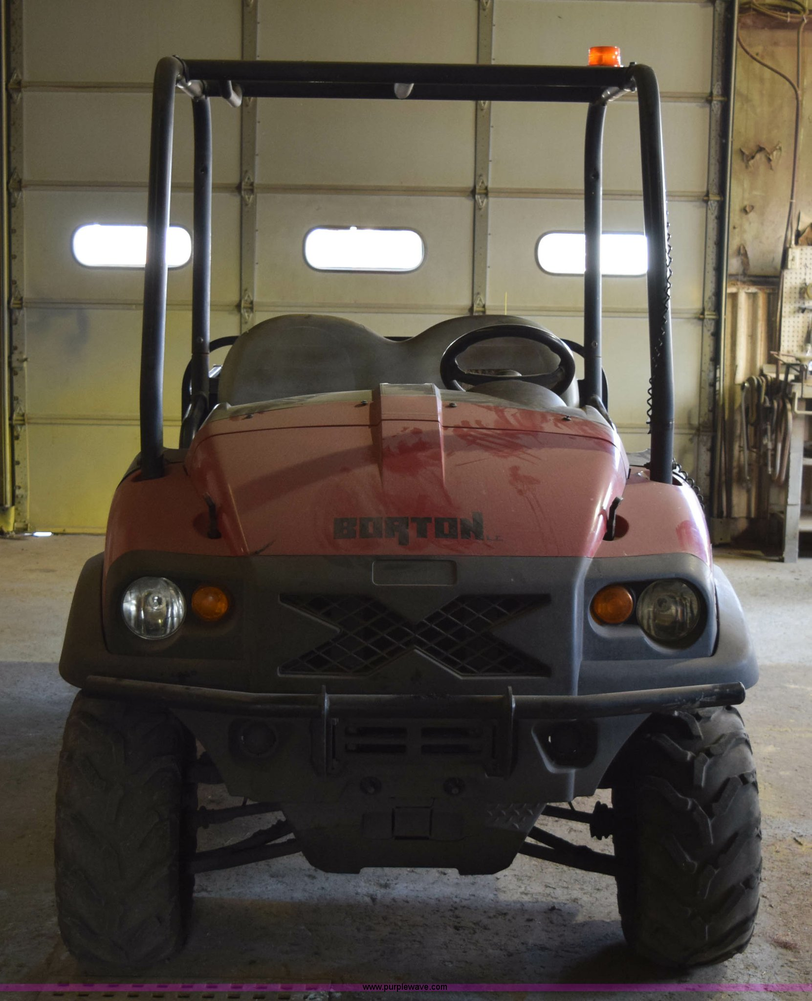 ... 2007 Club Car XRT 1550 utility vehicle Full size in new window ...