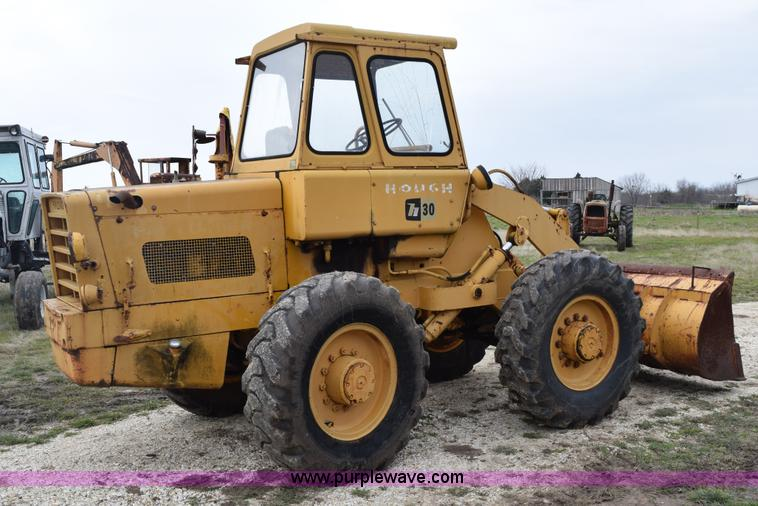 Hough H30 wheel loader | Item E6248 | SOLD! March 26 Constru