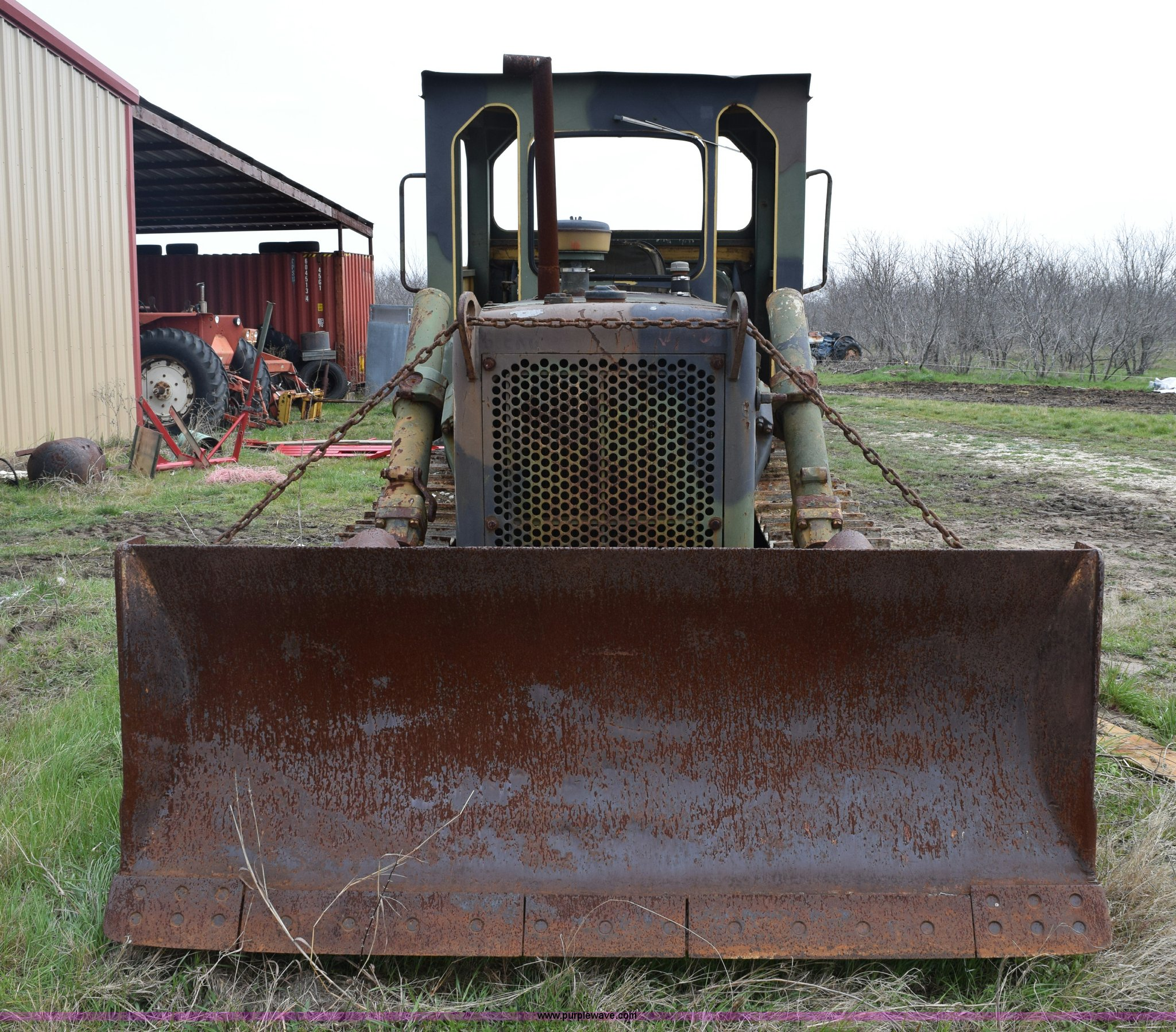 Madison : Cat d5 dozer for sale in texas