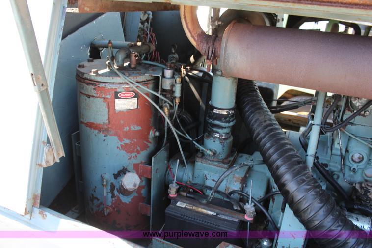 1988 Gardner Denver D175 Air Compressor Item BO9490 SOLD