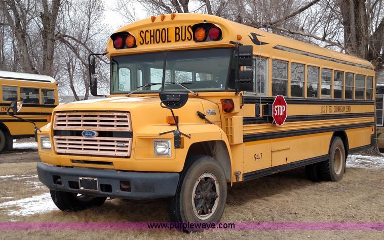 similiar ford b keywords 1994 ford b700 school bus no reserve auction on tuesday 07