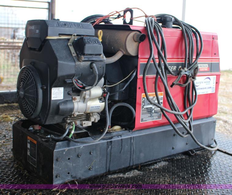 lincoln electric ranger 8 welder item l6710 sold! aprill6710 image for item l6710 lincoln electric ranger 8 welder
