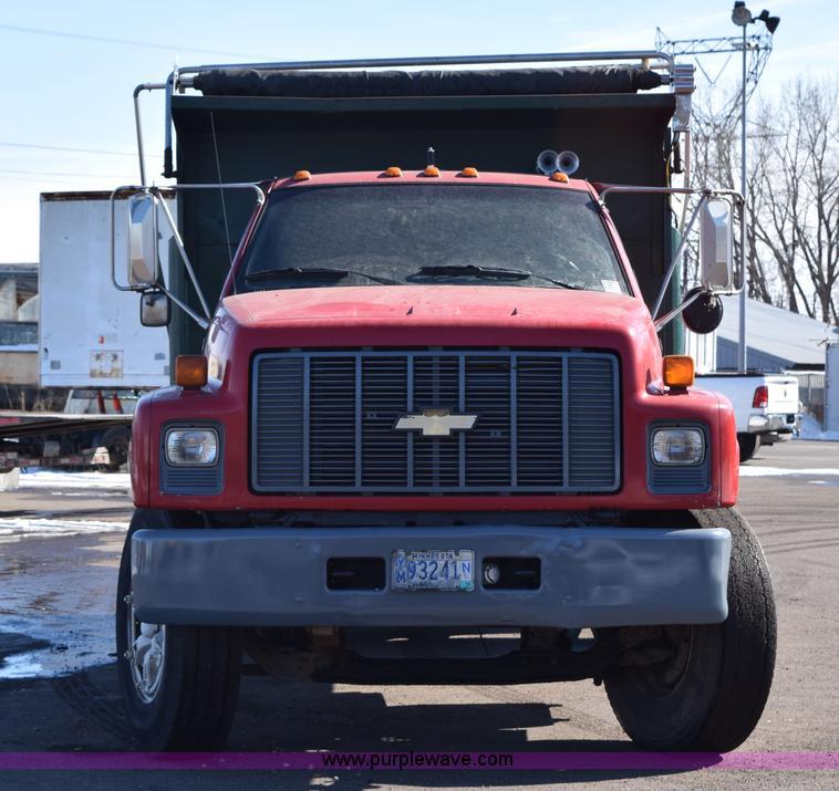 1994 Chevrolet Kodiak dump truck | Item J1971 | SOLD! April