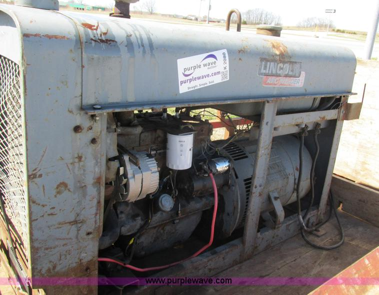 Lincoln SA-200 F163 welder | Item K2080 | SOLD! April 22 Veh