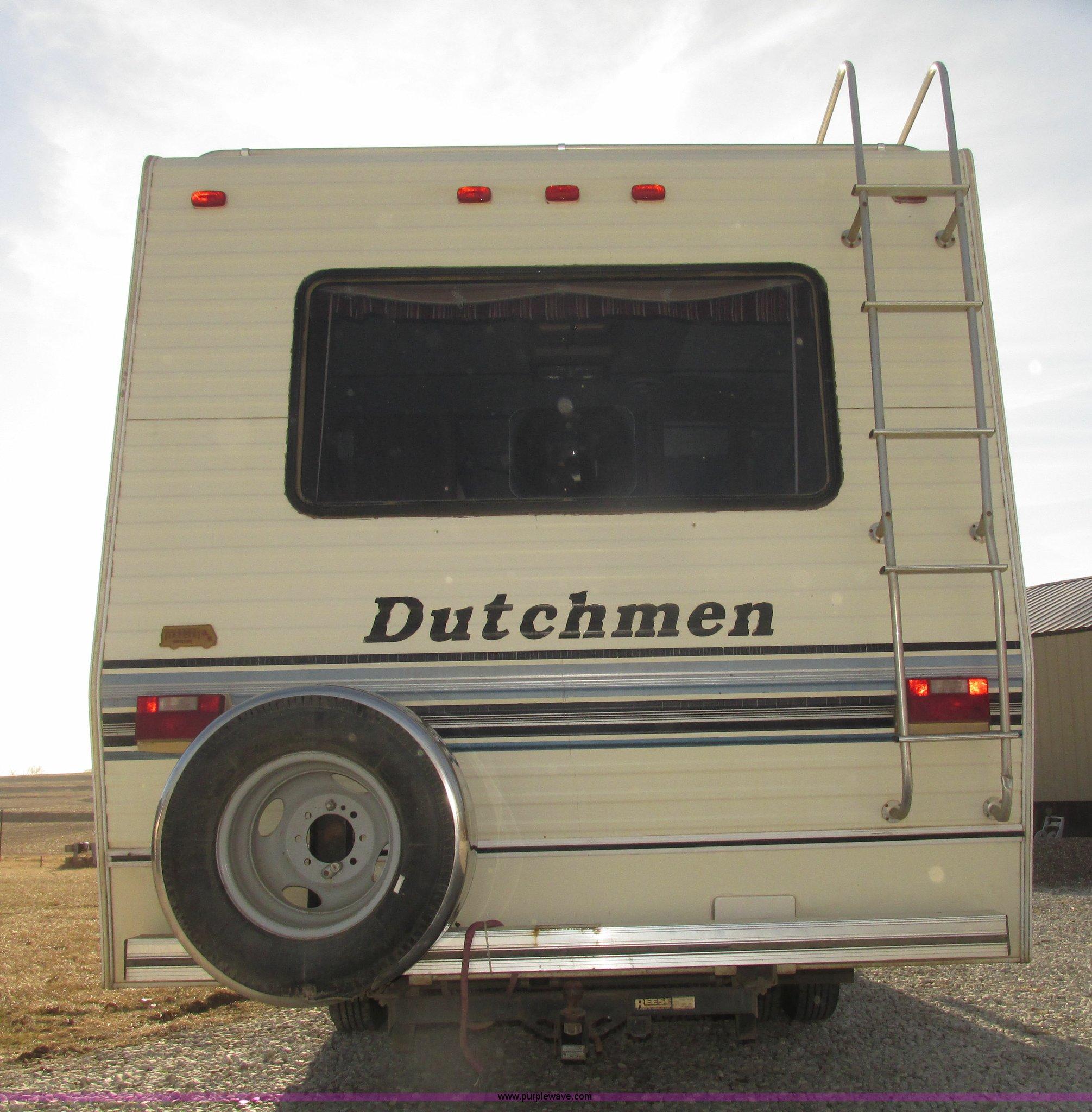 1993 Ford Econoline E350 Dutchman 30' RV | Item H4735 | SOLD