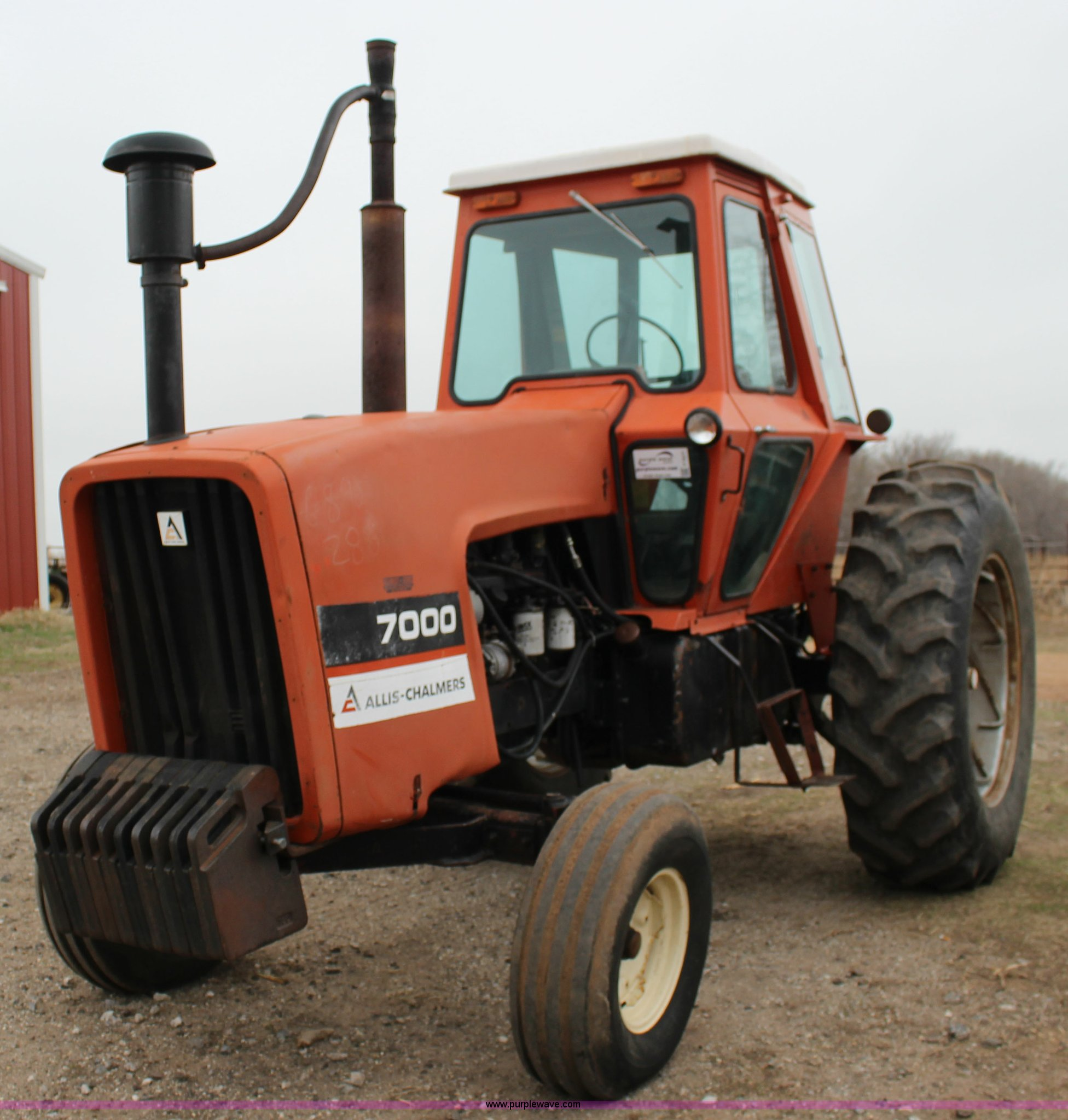 allis chalmers 7000 air conditioning