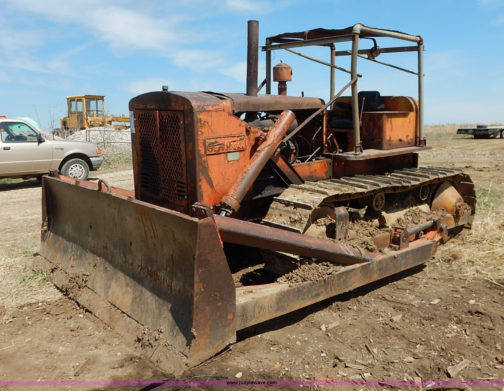 Allis Chalmers HD9 dozer | Item K7330 | SOLD! April 30 Const