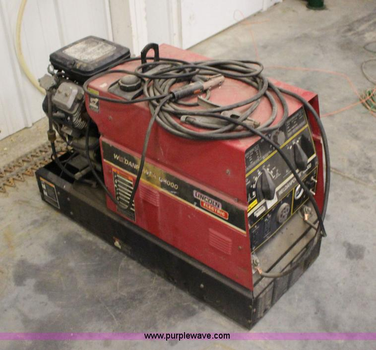 Lincoln Welders For Sale >> Lincoln G8000 welder/generator | Item F7671 | SOLD! May 20 ...