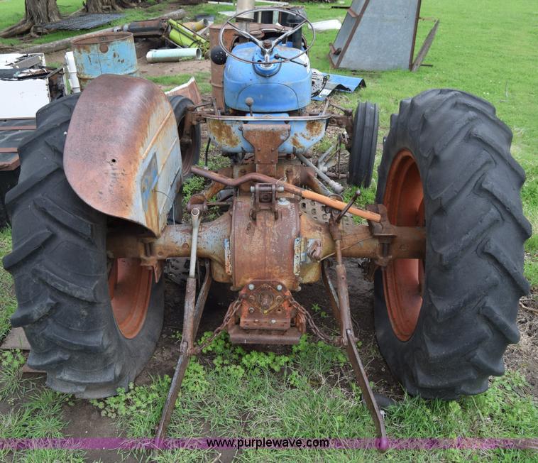 Ford Dexta Tractor