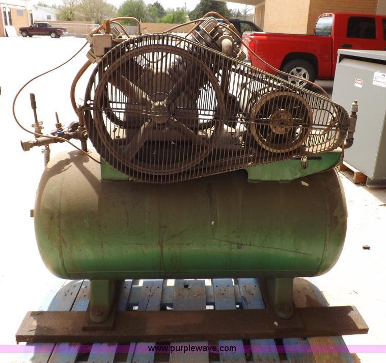 Dayton 3z960 air compressor item k3848 sold june 2 for Dayton air compressor motor
