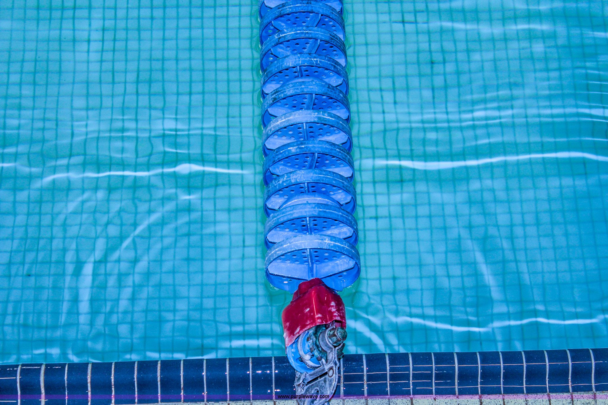 8) swimming pool lane lines | Item D1493 | SOLD! June 2 Gov...