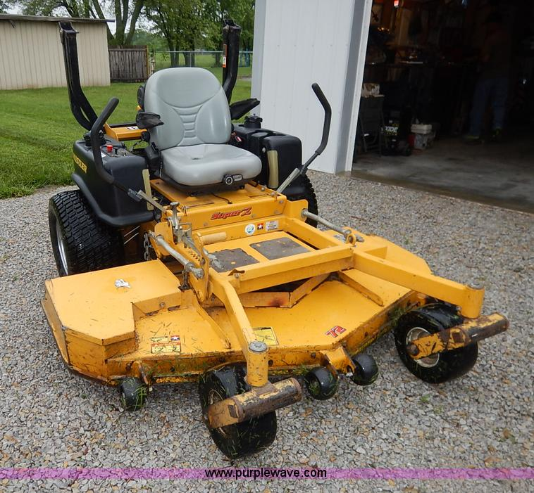 Hustler mower sale