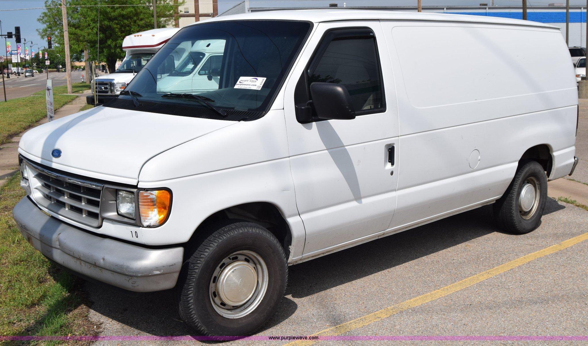 1996 Ford Econoline E150 Cargo Van