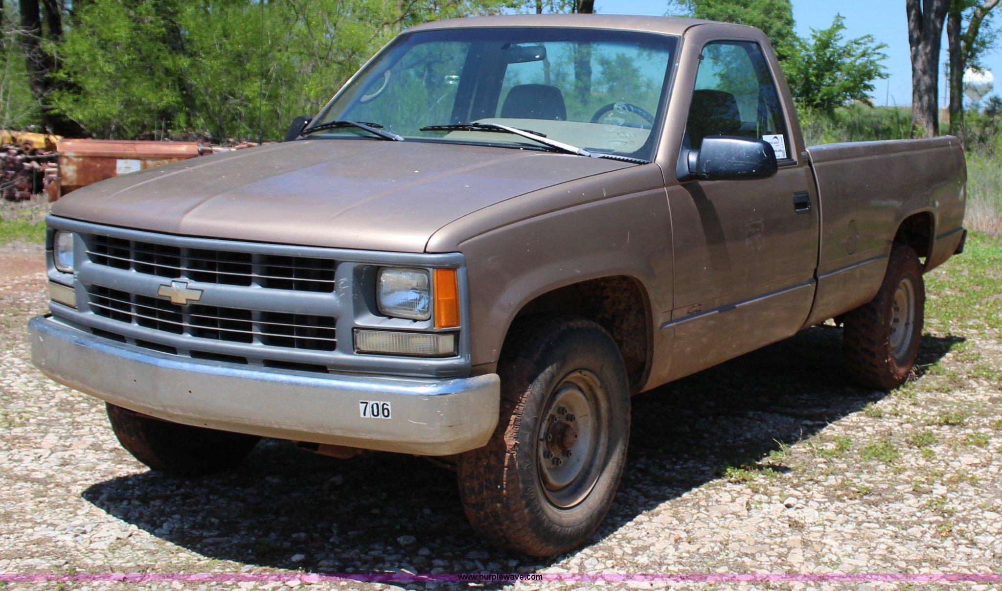 1995 chevy c2500 transmission
