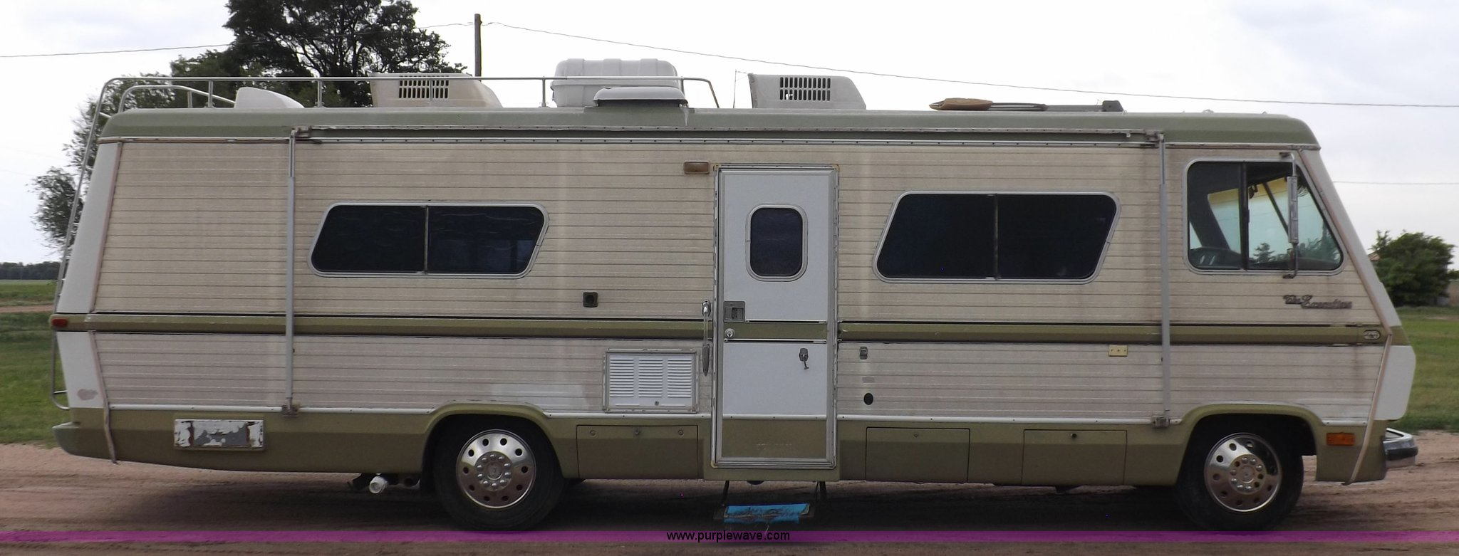 1978 Executive RV | Item K3921 | SOLD! June 3 Vehicles and E