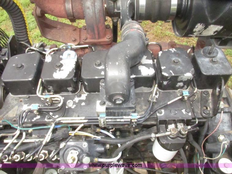 2004 Cummins 6BT irrigation power unit   Item H4632   SOLD!
